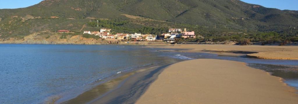 Spiaggia di Buggerru Portisceddu